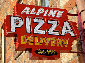 Alpine Pizza