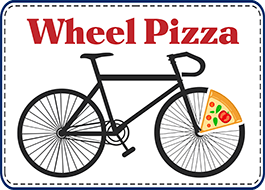 Wheel Pizza